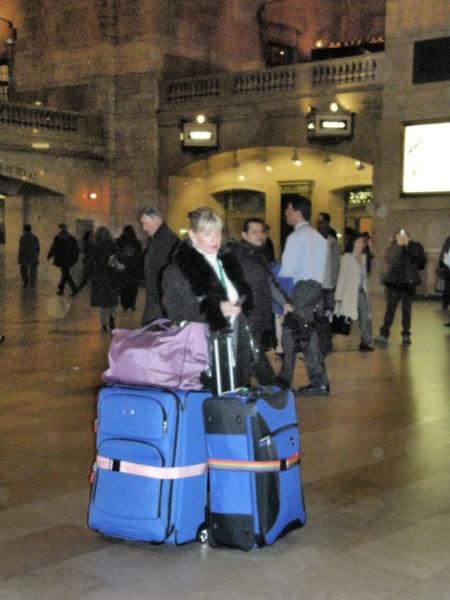 Lots o' Baggage