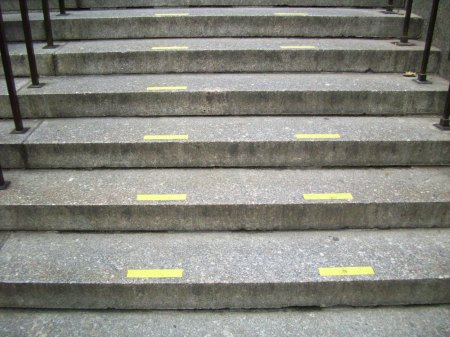 Rock Center Steps