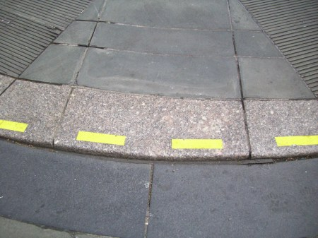 Scary Curb!