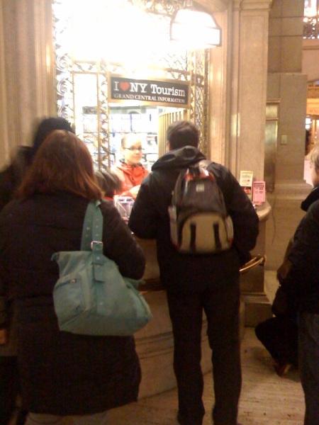 I Love NY Tourism?